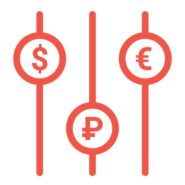 Осуществление денежных переводов